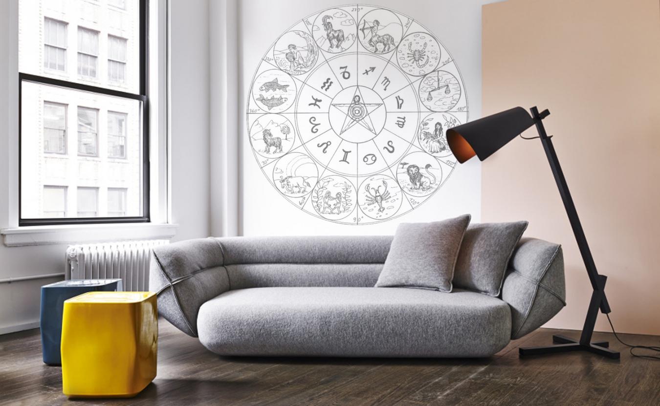 Дизайн интерьера по знаку зодиака