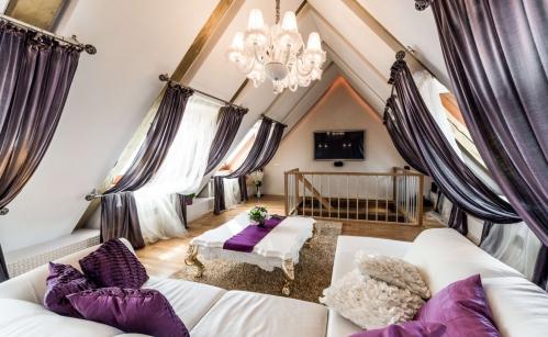 Оформление комнаты отдыха в мансарде: 10 идей для комфортного времяпрепровождения