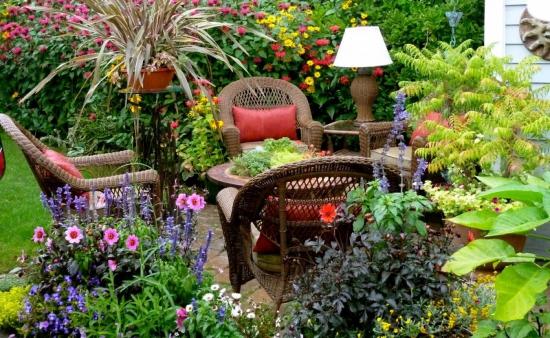 Создаем идеальный сад: 7 советов по обустройству дачного участка