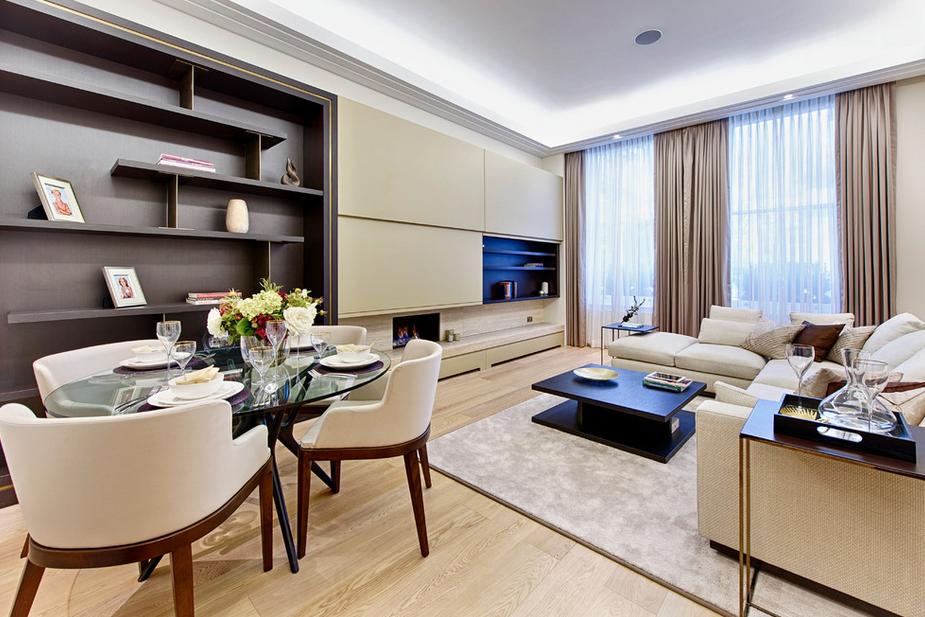 Интерьер, Другое, Гостиная, гостиная,классика,неоклассика,неоклассический стиль,столовая,