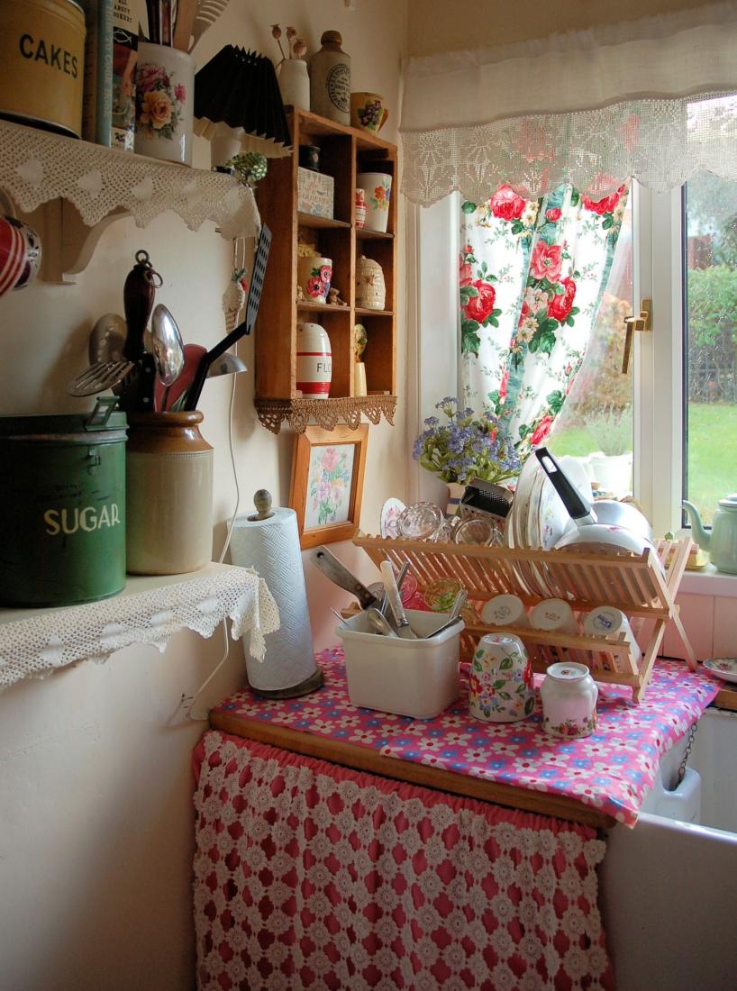 Прованс на кухне своими руками 3